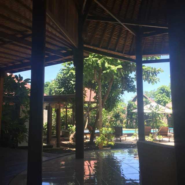 巴厘岛瑞吉尔温泉别墅(rigils bungalows and spa bali)点评