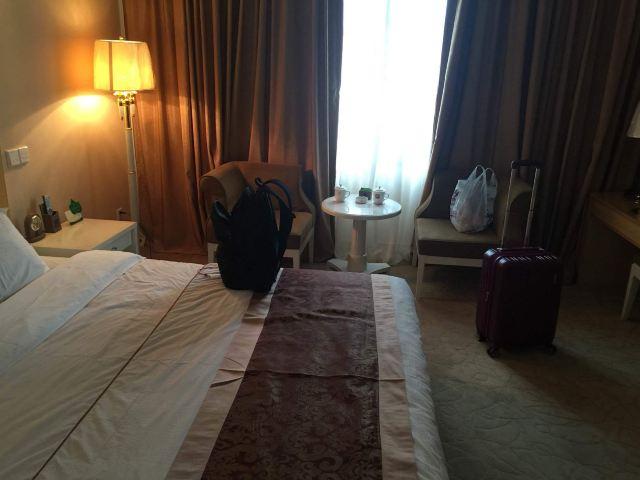 长白山金水鹤国际酒店点评