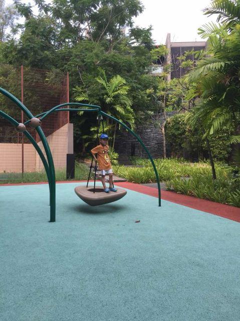 (新加坡圣淘沙嘉佩乐酒店)点评