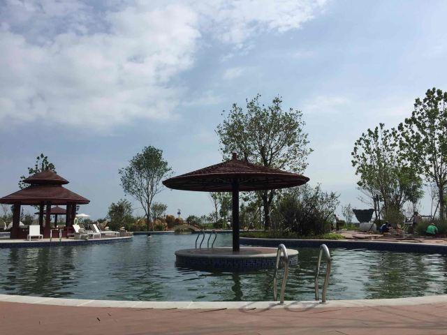 北戴河阿尔卡迪亚滨海度假酒店点评