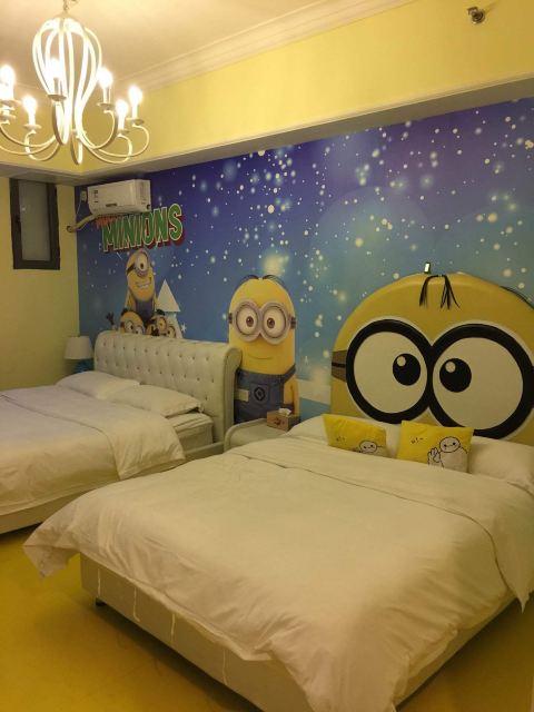 广州长隆儿童动物总动员主题式酒店公寓点评