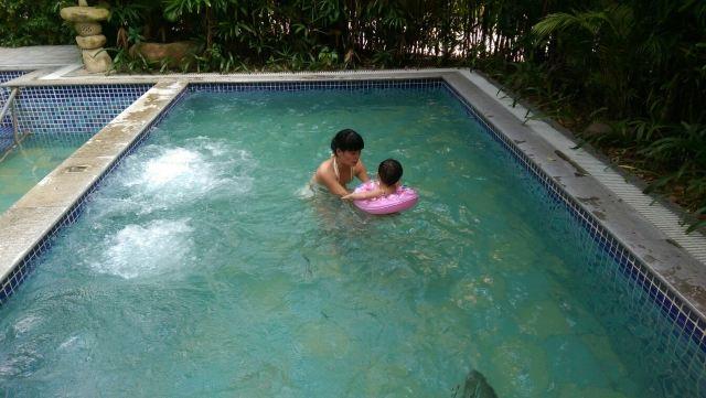 2 主楼豪华温泉单人房小旺安 家庭亲子点评新星 2015-10入住, 2015-10