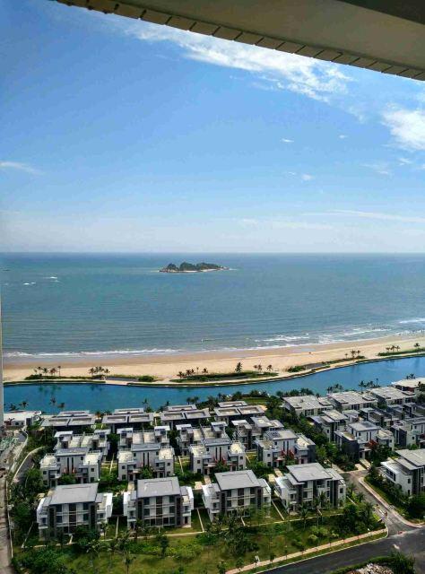 诺盟寓上度假公寓.阳江海陵岛敏捷大道黄金岛点评