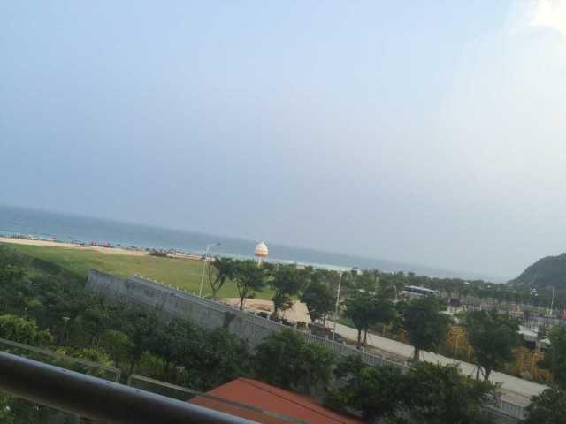 阳江海陵岛海王星酒店(保利银滩公寓房)点评