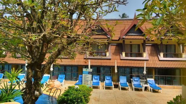 普吉岛钻石别墅度假spa酒店(diamond cottage resort