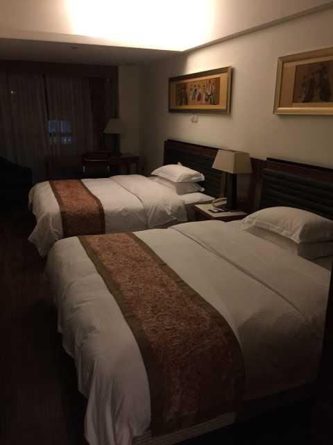 上海嘉福悦国际大酒店点评