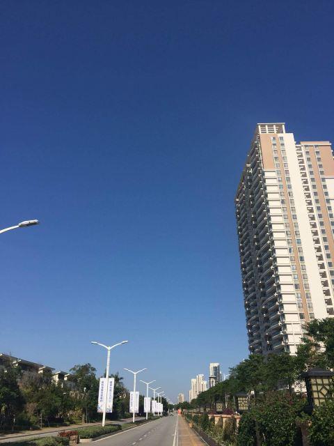 阳光海岸度假公寓—阳江保利银滩店点评