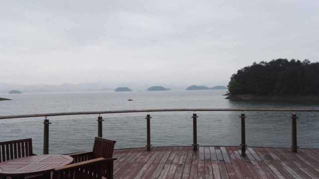 千岛湖梅地亚君澜度假酒店点评