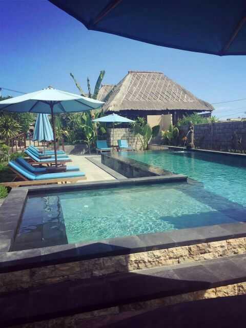 巴厘岛蓝梦岛日落温泉小屋(sunset coin lembongan cottage & spa