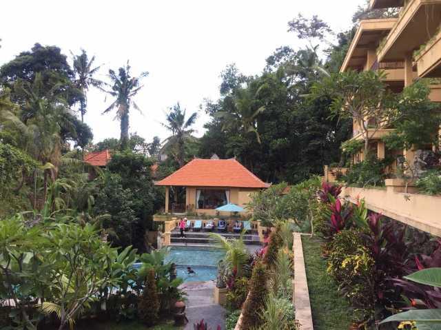 巴厘岛乌布瑟瑞小屋酒店(sri bungalows ubud bali)点评