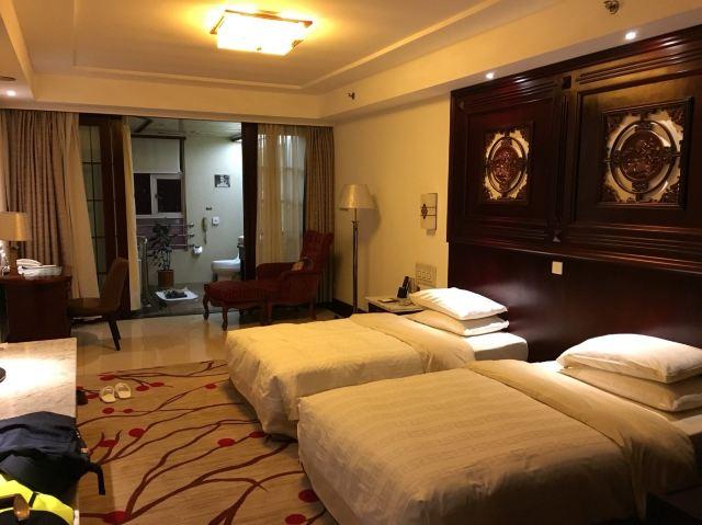 合肥银瑞林国际大酒店点评图片