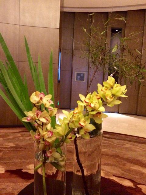 酒店用花图片素材