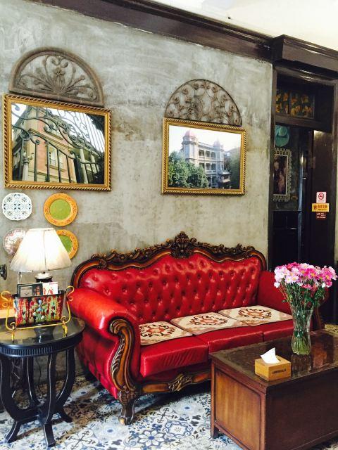 崂山乔治老旅馆别墅v旅馆别墅点评厦门咖啡便宜最图片