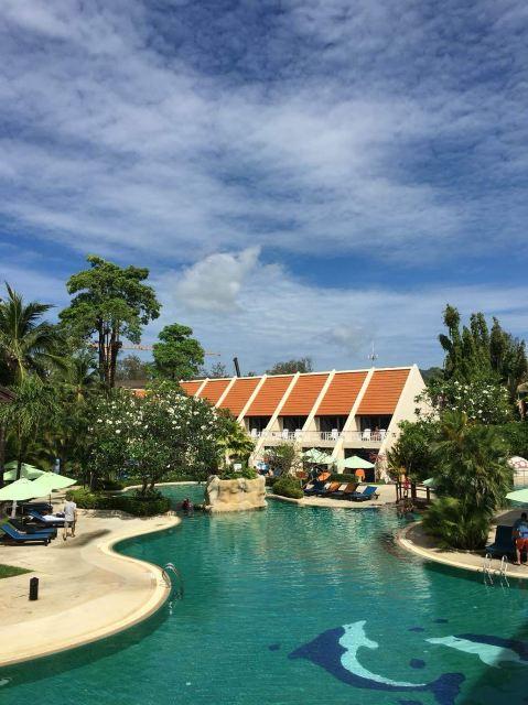 普吉岛塔拉芭东海滩spa度假酒店
