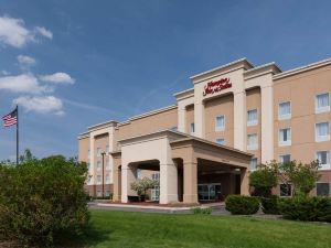 Hampton Inn and Suites Davenport, IA