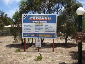 Stawell Park Caravan Park