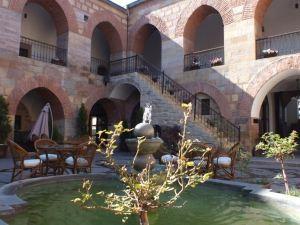 쿠르순루한 호텔 (Kursunluhan Hotel)