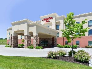 햄튼 인 클린턴 (Hampton Inn Clinton, IA)
