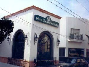 Motel Zacatecas Courts