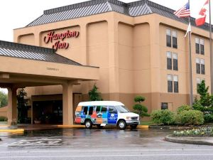 Hampton Inn Bellington Airport