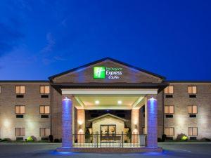 홀리데이 인 익스프레스 호텔 앤드 스위트 엘킨스(Holiday Inn Express Hotel & Suites Elkins)