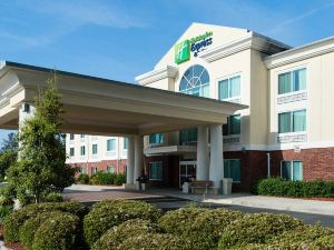 홀리데이 인 익스프레스 월터버러(Holiday Inn Express Hotel & Suites Walterboro I 95)