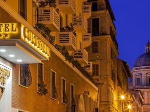 호텔 콜로세움 (Hotel Colosseum Rome)