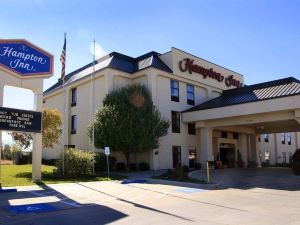 햄프턴 인 웨더포드 (Hampton Inn Weatherford, TX)