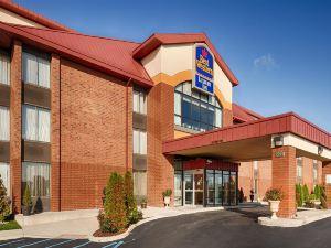 베스트웨스턴 럭스버리 인 포트 웨인 (BEST WESTERN Luxbury Inn Fort Wayne)
