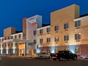 Fairfield Inn & Suites by Marriott Fort Worth I-30 West Near NAS JRB