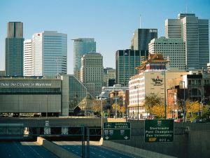 홀리데이 인 몬트리올 센터 빌 다운타운 (Holiday Inn Select Montreal Centre Ville Downtown)