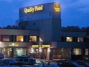 Q Hotel Växjö