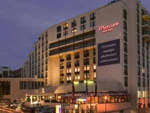 머큐어 호텔 자브뤼켄 시티 (Mercure Hotel Saarbruecken City)