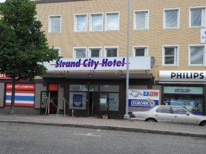 Strand City Hotel