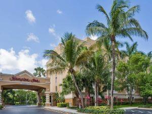 햄프턴 인 포트로더데일-플랜테이션(Hampton Inn Ft. Lauderdale/Plantation)