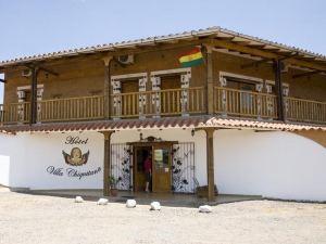 호텔 빌라 치키타나 (Hotel Villa Chiquitana)