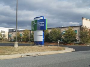Holiday Inn Express Edgewood Aberdeen Bel Air