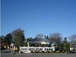 코로네이션 파크 모텔 (Coronation Park Motel)