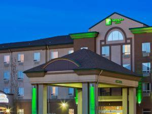 홀리데이 인 & 스위트 그랜드 프레어리 컨퍼런스 센터(Holiday Inn Hotel & Suites Grande Prairie Conference Ctr)