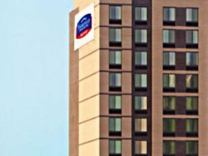 페어필드 인 & 스위트 뉴욕 퀸즈/퀸즈보로 브리지(Fairfield Inn and Suites by Marriott New York Queens-Queensboro)