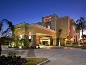햄프턴 인 락포트 풀턴 (Hampton Inn & Suites Rockport-Fulton)