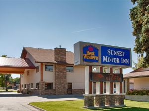 BEST WESTERN Sunset Motor Inn