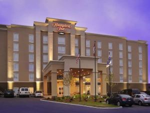 Hampton Inn North Bay, ON, Canada