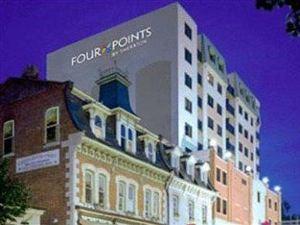 포 포인트 바이 쉐라톤 킹스턴 (Four Points by Sheraton Kingston)