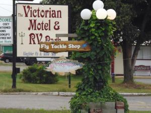 The Victorian Motel & RV Park