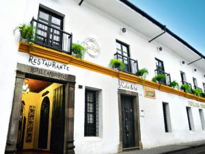 Hotel Camino Real Popayán Colombia