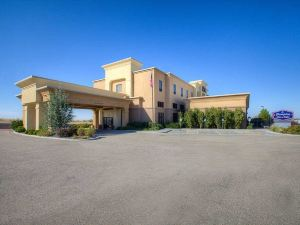 Hampton Inn and Suites Mountian Home, ID