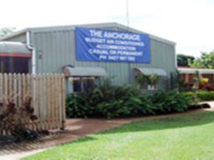 Anchorage Weipa Budget Accommodation