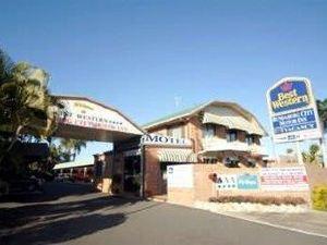 베스트 웨스턴 번더버그 시티 모터 인(BEST WESTERN Bundaberg Cty Mtr Inn)