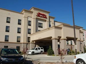 Hampton Inn and Suites McAlester, OK